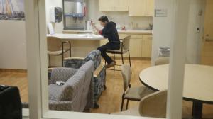 voluenteers gert the flu for science